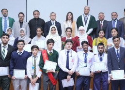 DHACSS Degree College - Huma Mir with Participants