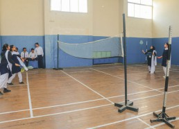 DHACSS Degree College - Gym
