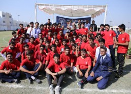 DHACSS Degree College - Celebrating the Victory