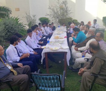 DHACSS Degree College - Breakfast with Graduates