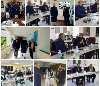 New DE Visited DHACSS Degree College - 10-Sep-2021