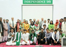 DHACSS Degree College - Independence Day