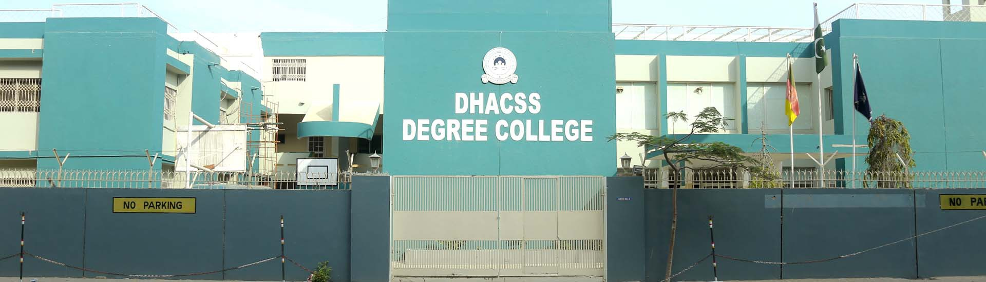 DHACSS Degree College(For Boys & Girls)